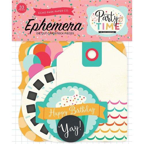 Echo Park - Party Time Collection - Ephemera