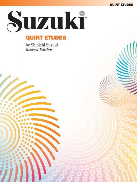Suzuki Quint Etudes