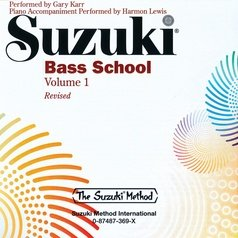 Suzuki Bass School CD