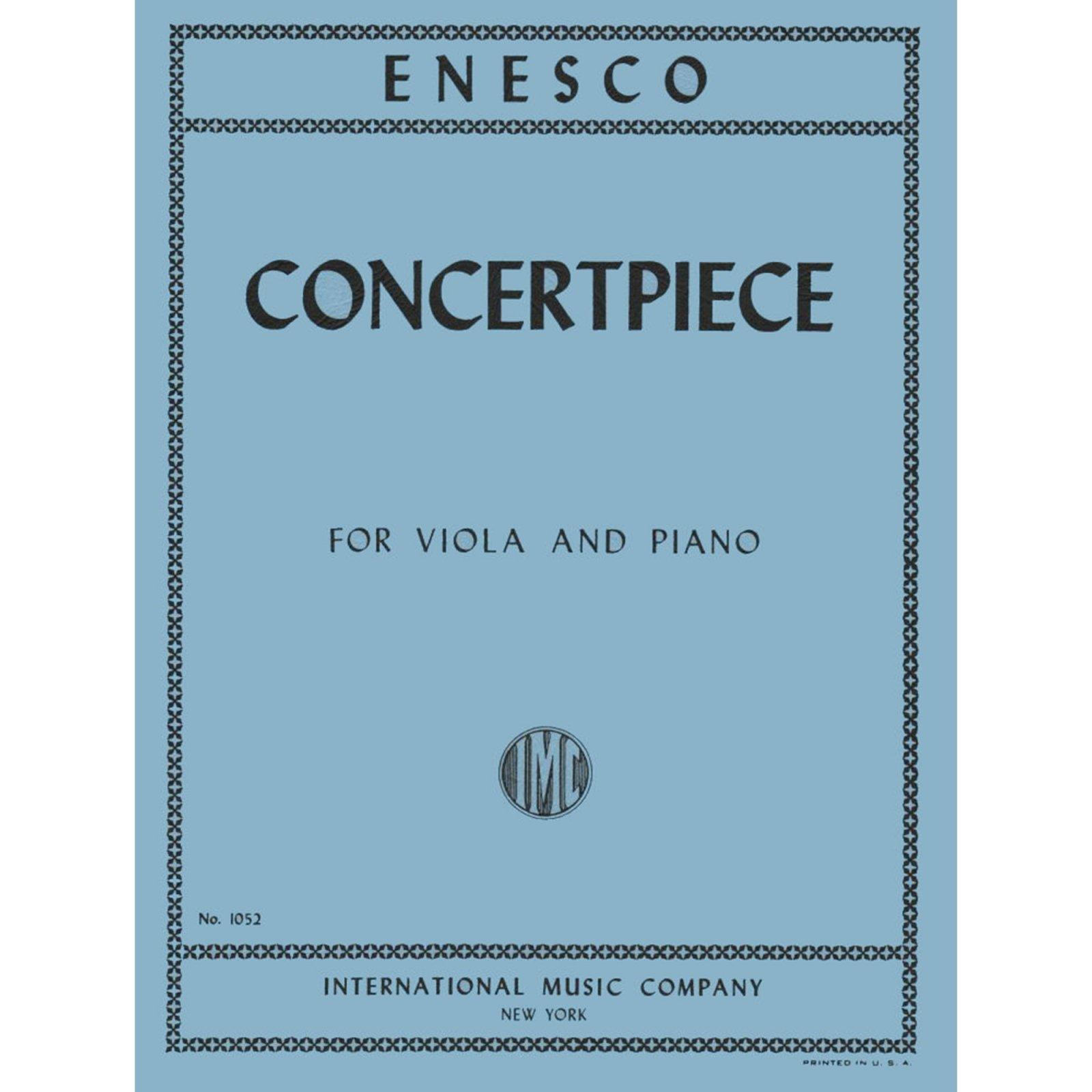 Enesco: Concertpiece