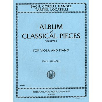 Album Of Six Pieces Ed. Klengel