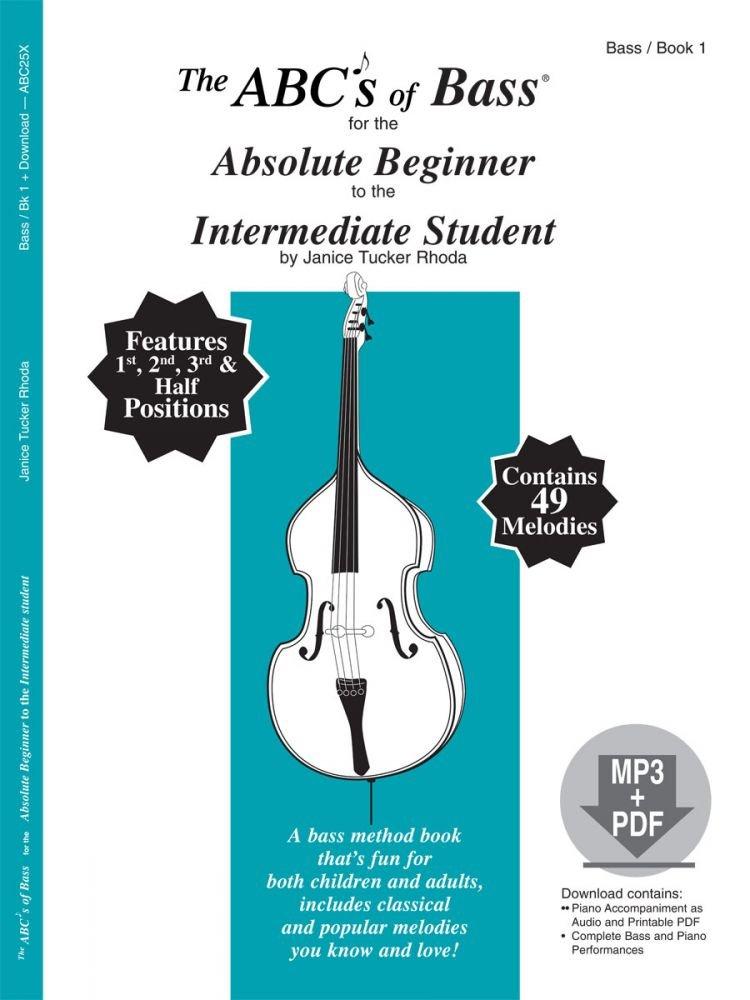 The ABC's of Bass, by Janice Tucker Rhoda