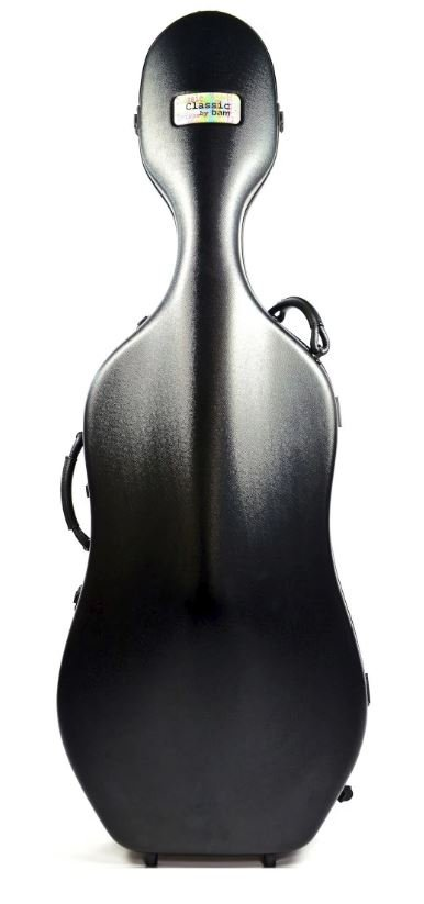 BAM Classic Cello Case With Wheels