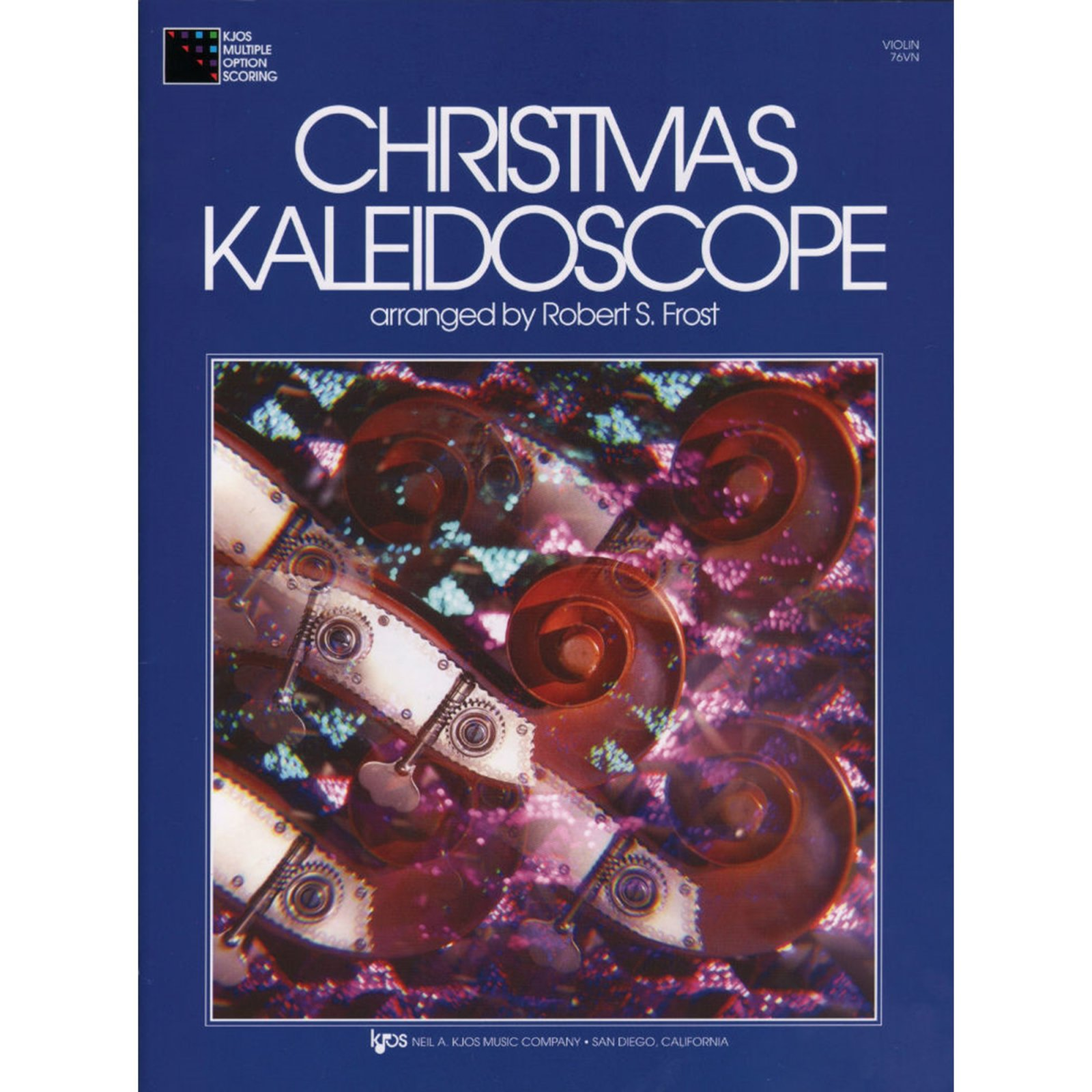 Christmas Kaleidoscope, Cello Bk. 1