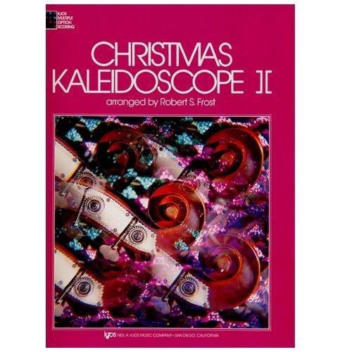 Christmas Kaleidoscope, Piano Accompaniment Bk. 2