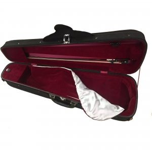 Eastman Premium Dart Shaped Violin Case