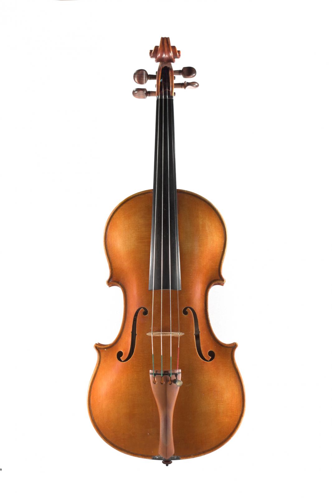 Fine Handmade Violin by Petrus Gaggini