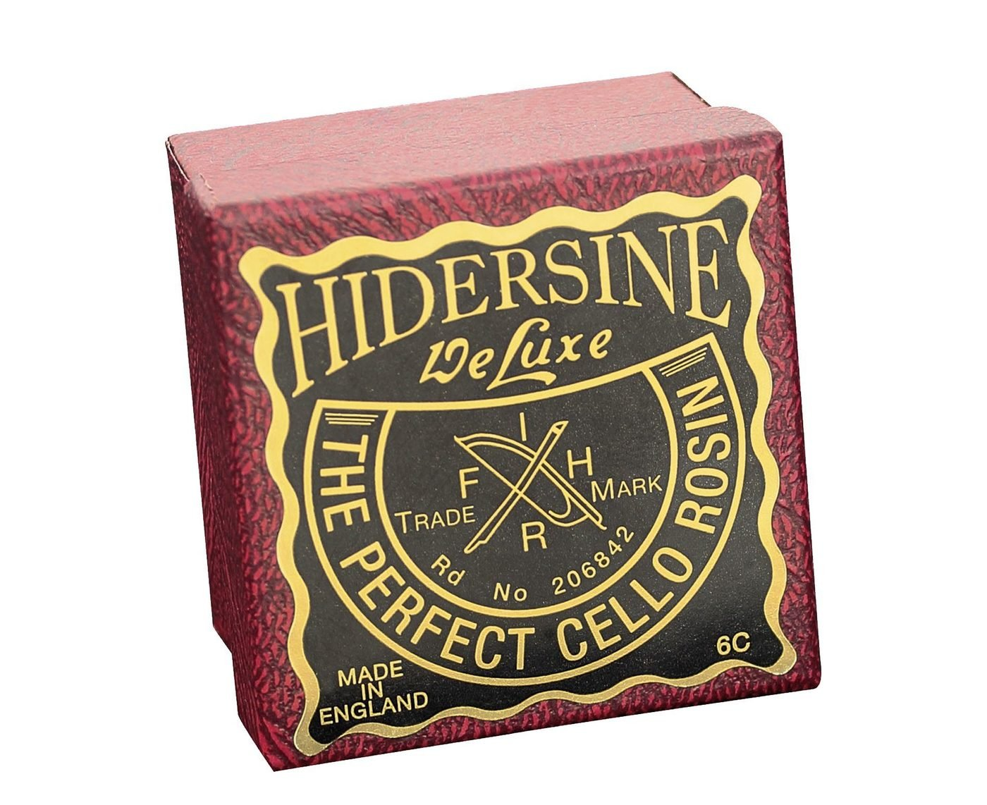 Hidersine Cello Rosin (Dark)