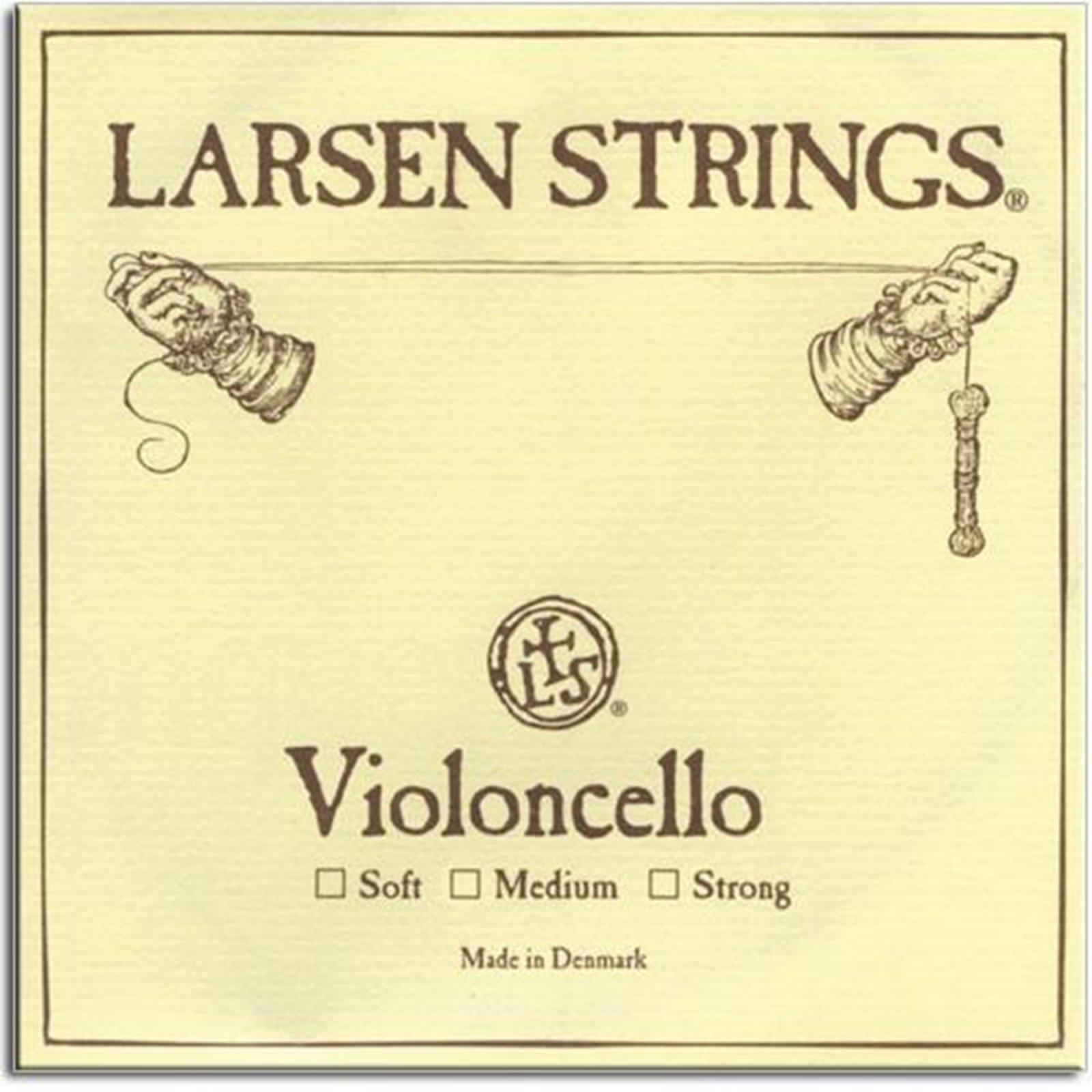 Larsen Cello (Non Solo)