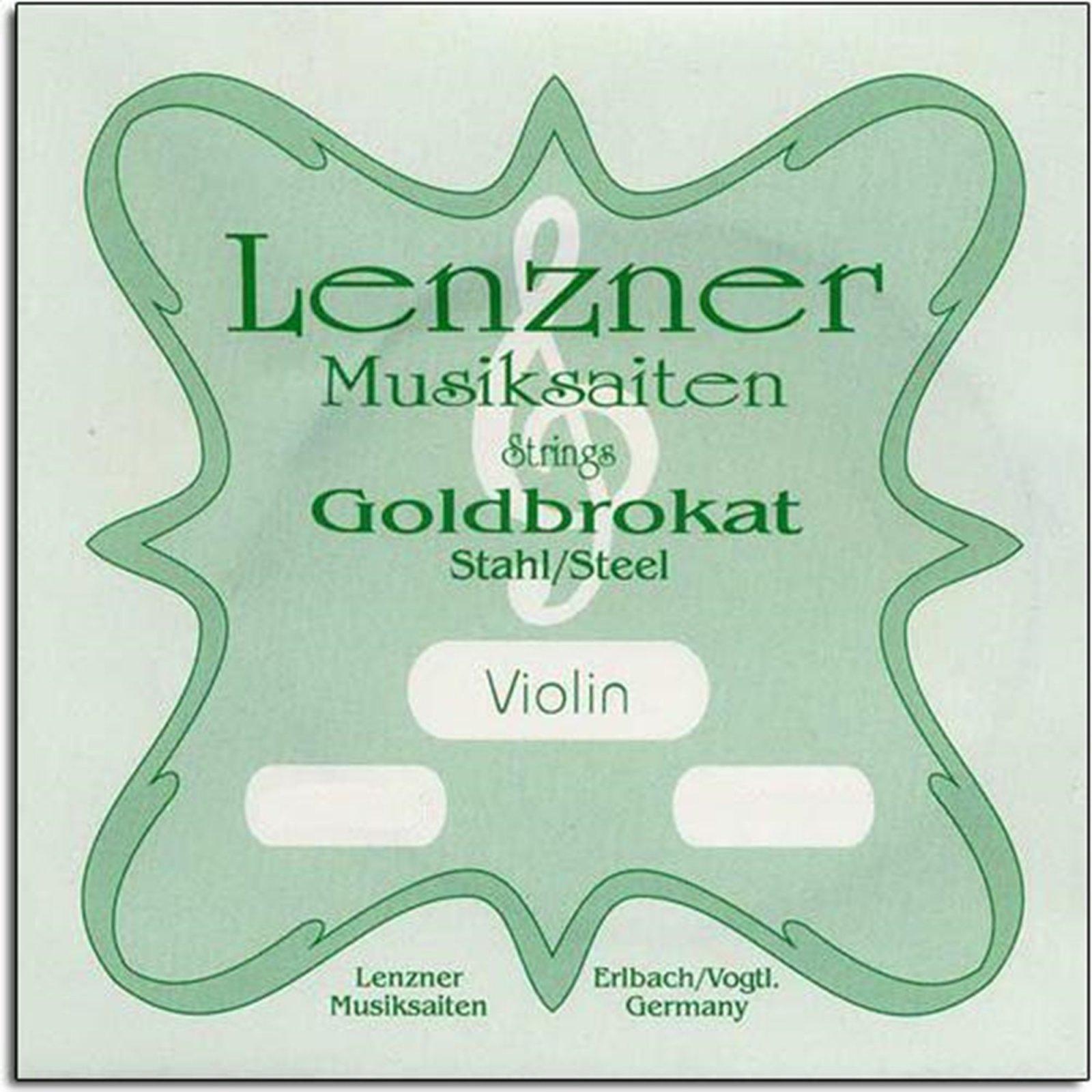 Lenzner Goldbrokat Violin