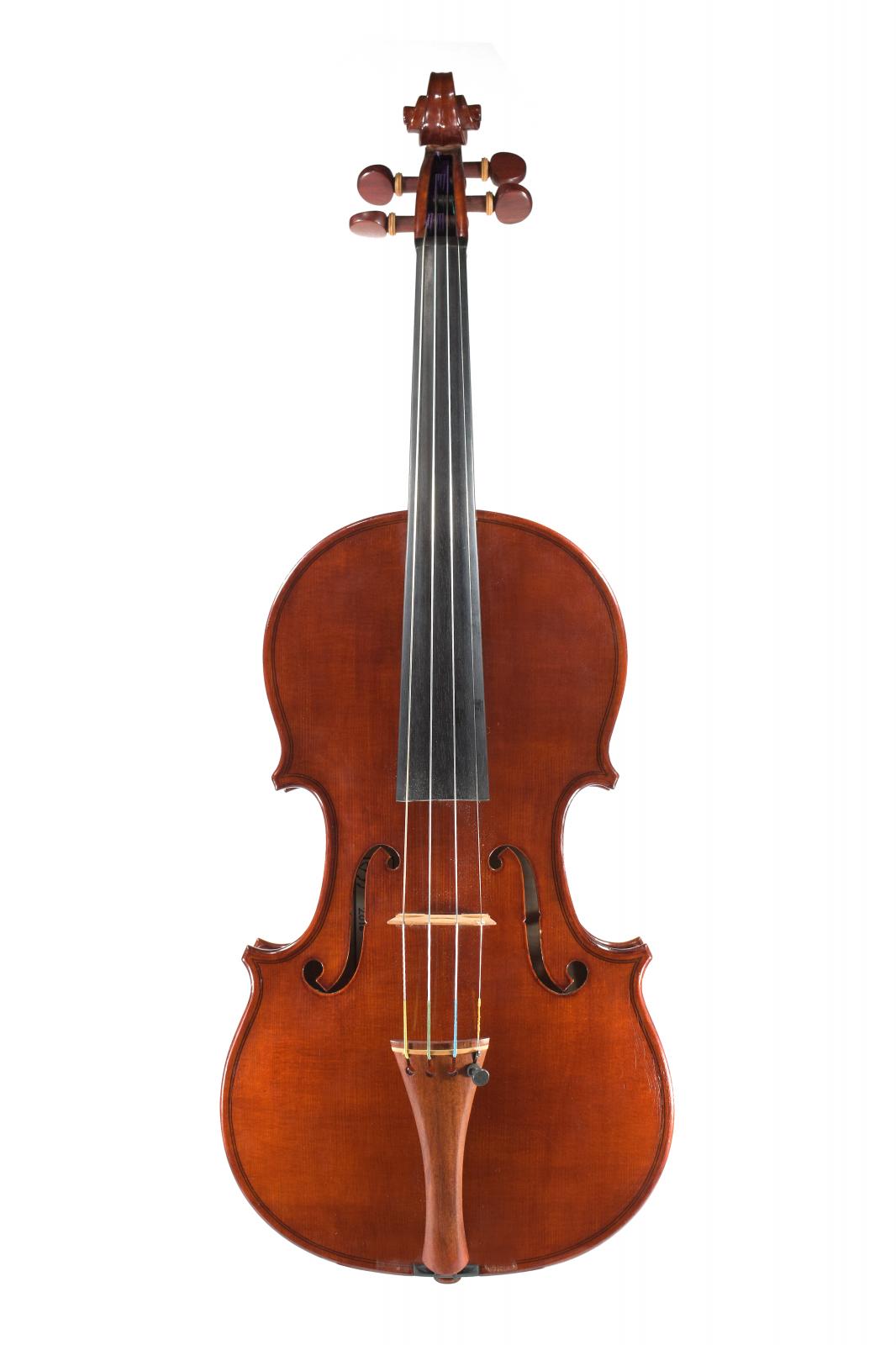 Fine Handmade Violin labeled Mitchell P. McCarthy