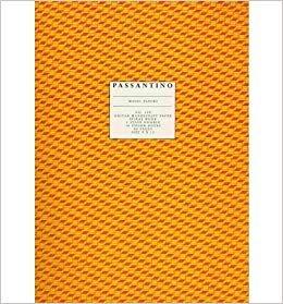 Passantino Guitar Manuscript Paper