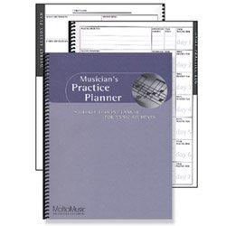 Musician's Practice Planner