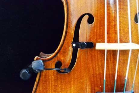 The Realist SoundClip Violin Pickup