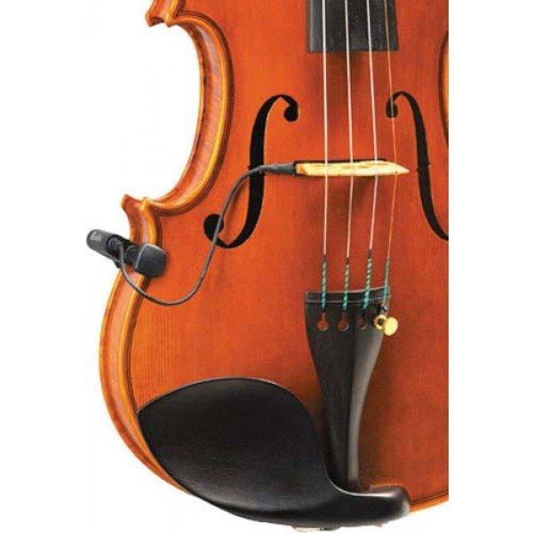 The Realist Copperhead under-the-bridge Violin Pickup
