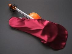 Satin Violin Bag