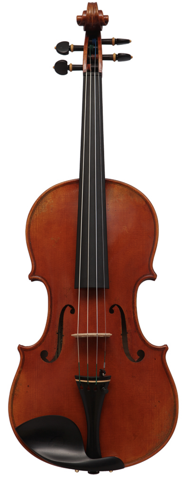 Handmade Sandro Luciano  Violin from West Coast Strings