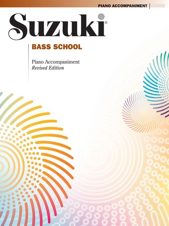 Suzuki Bass School Piano Accompaniment