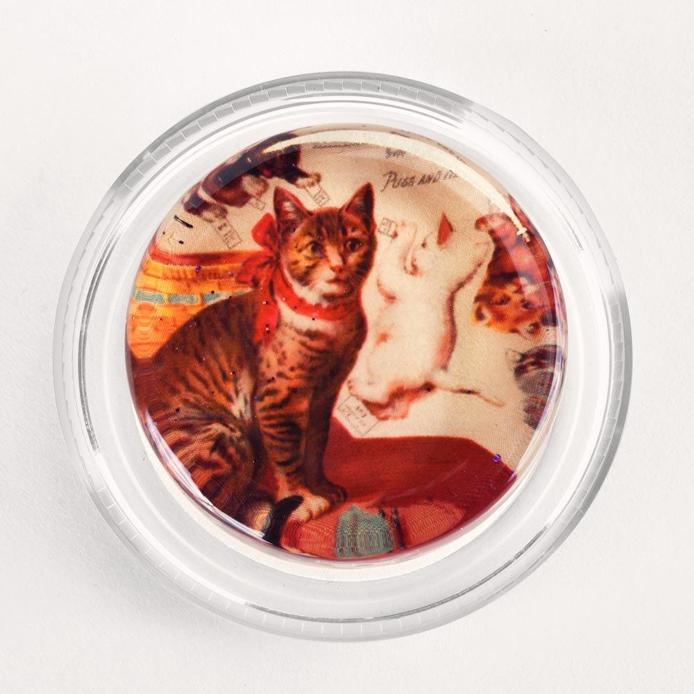 Vintage Cats Magic Rosin