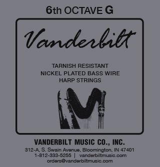 Vanderbilt Tarnish-Resistant 5th Octave
