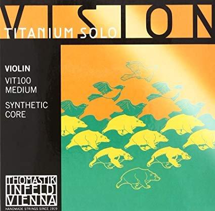 Vision Titanium Solo Violin