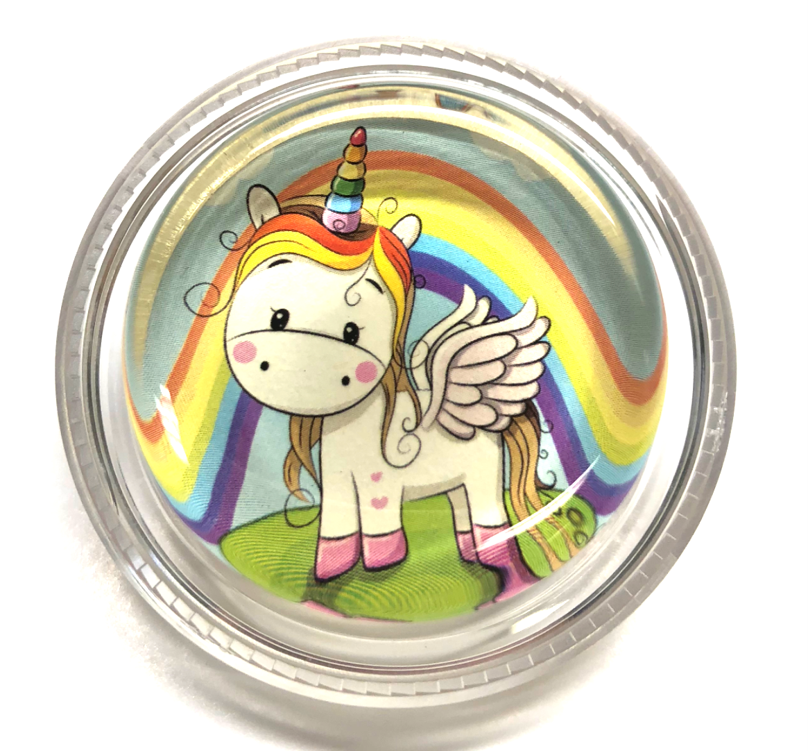 Peggy The Unicorn Magic Rosin