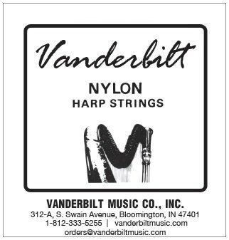 Vanderbilt Nylon 1st Octave