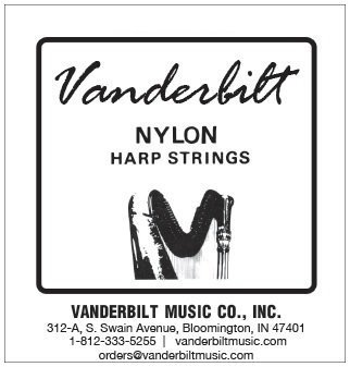 Vanderbilt Nylon 5th Octave