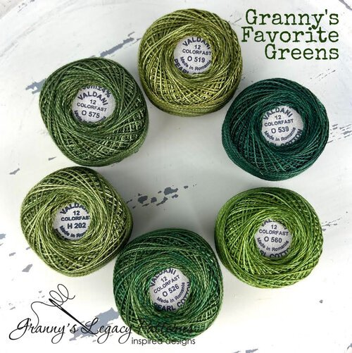 Granny's Favorite Greens