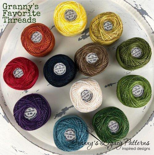 Granny's Favorite Threads