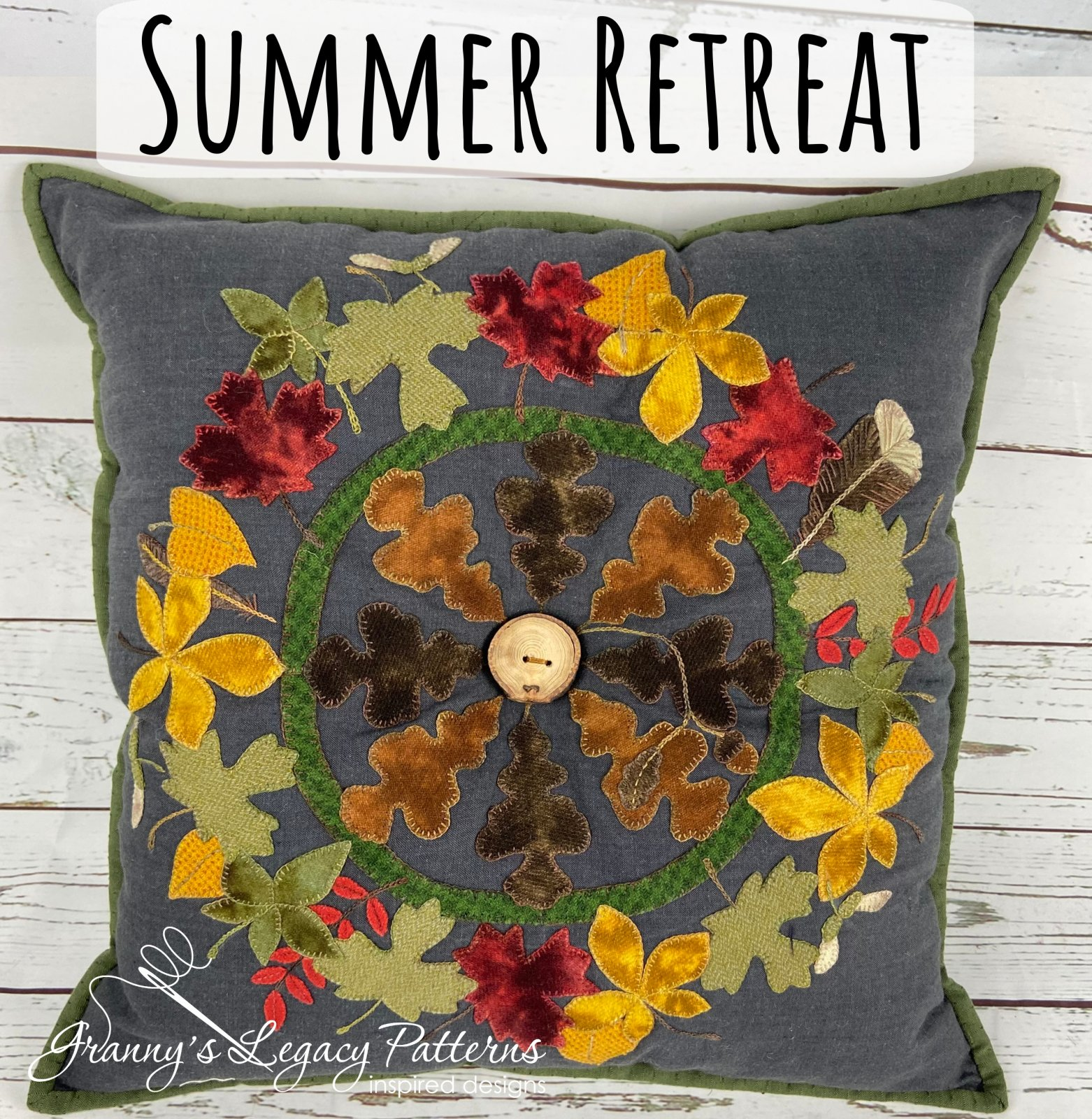 REGISTRATION: Summer Retreat