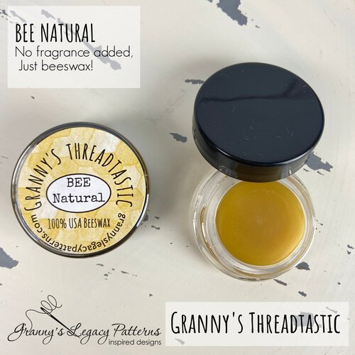 Granny's Threadtastic Bee Natural