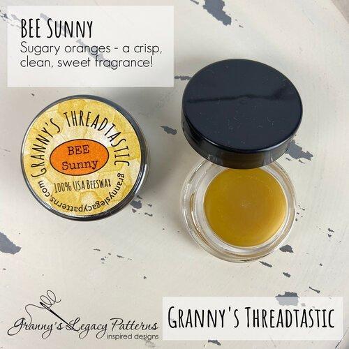 Granny's Threadtastic Bee Sunny