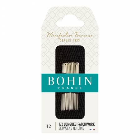 Bohin #12 1/2 Longues Patchwork Betweens Quilting