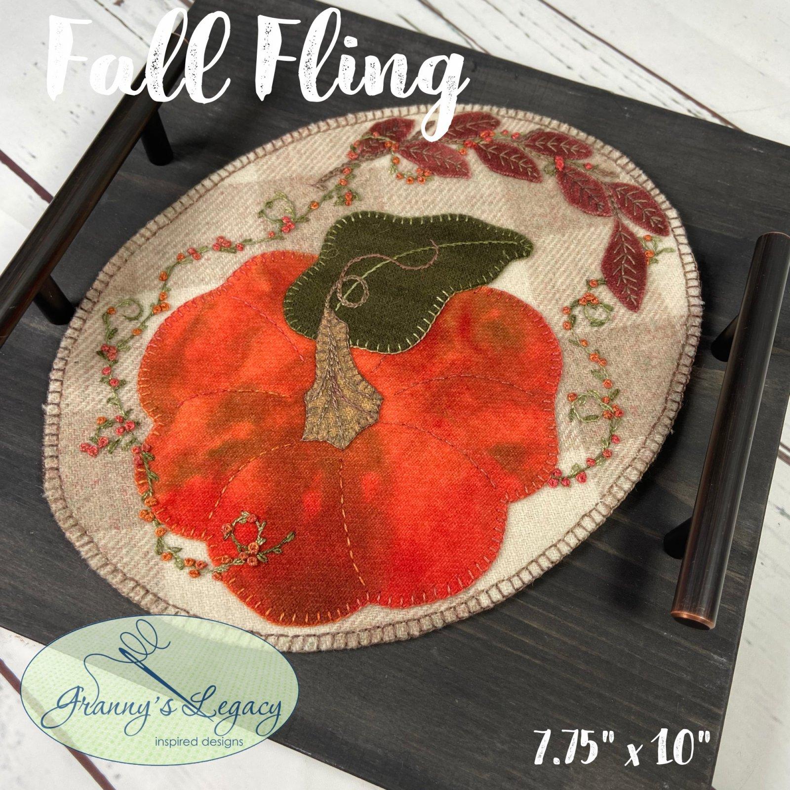 Fall Fling FREE Pattern Download