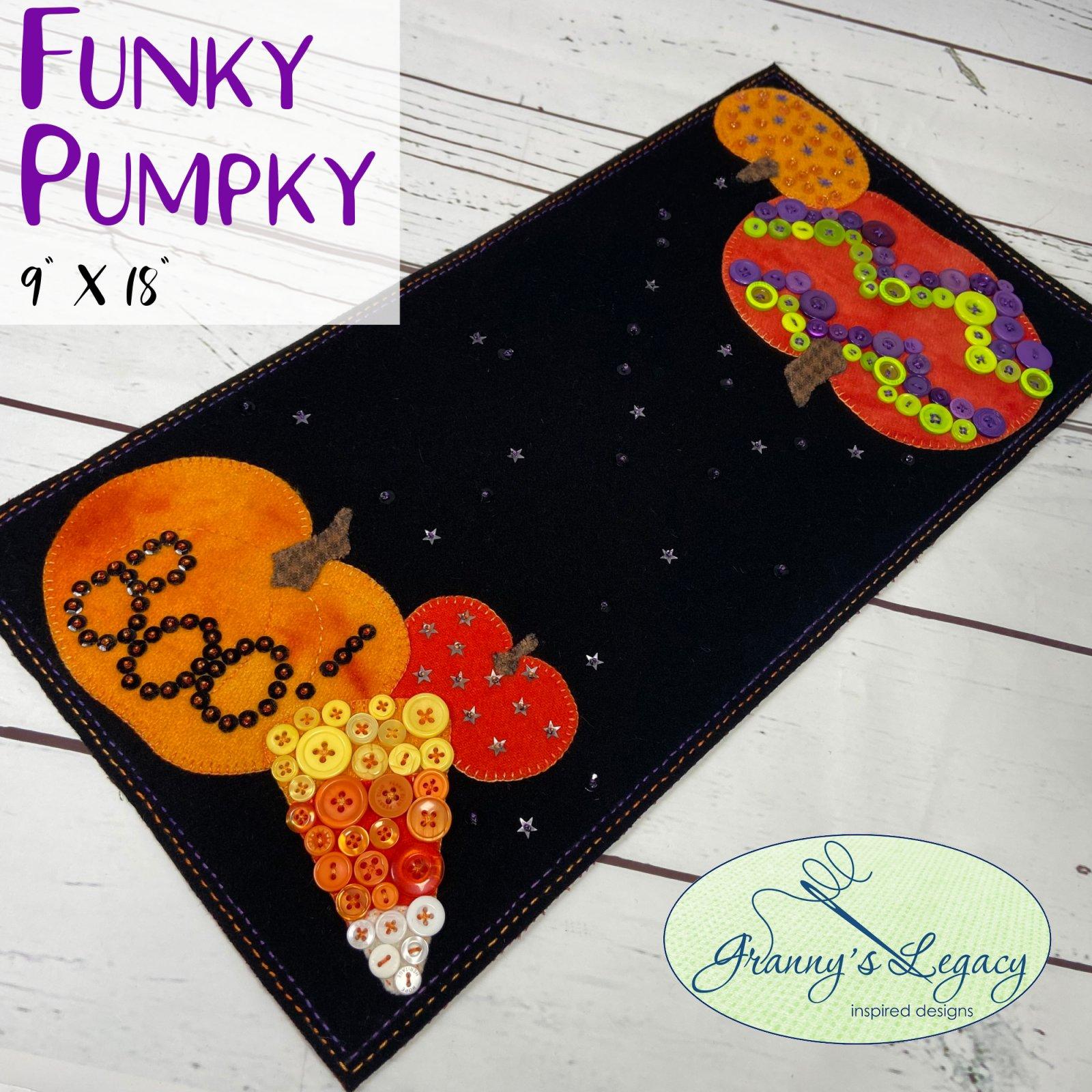 Funky Pumpky