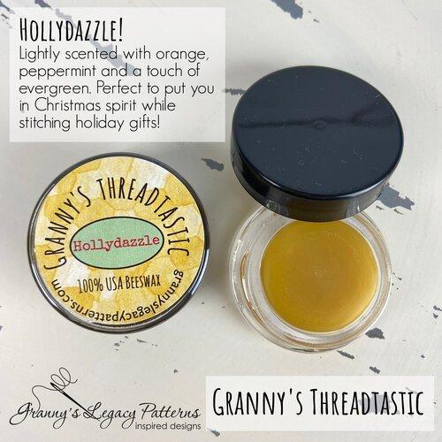 Granny's Threadtastic Hollydazzle