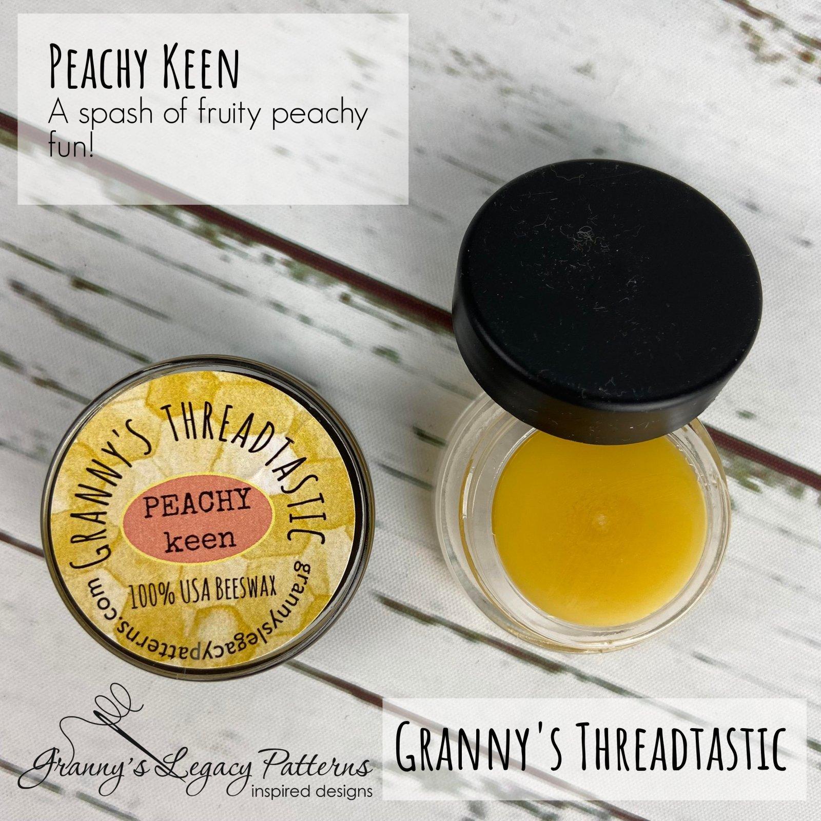 Granny's Threadtastic Peachy Keen