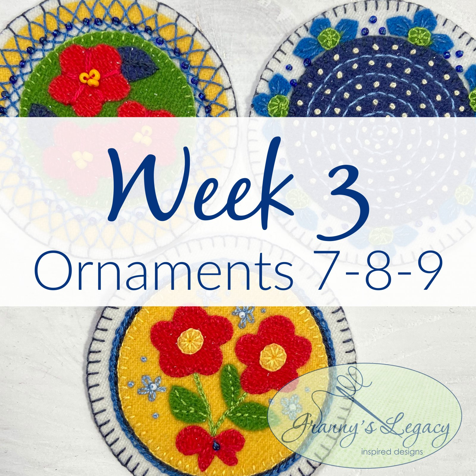 Polish Souvenir - Week #3 PRINTED PATTERN