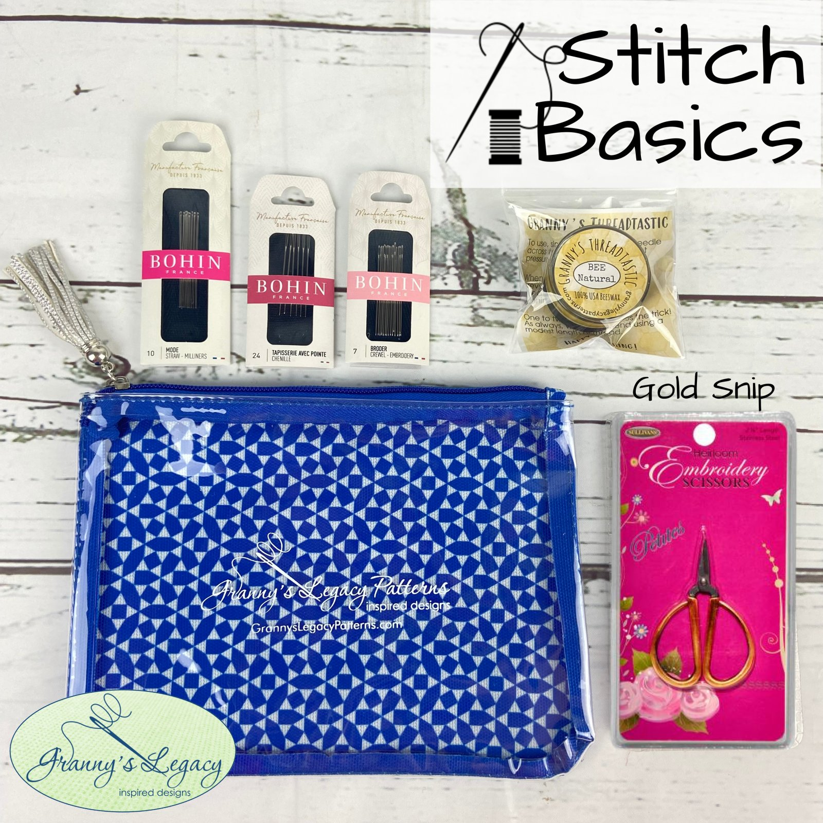 Stitch Basics