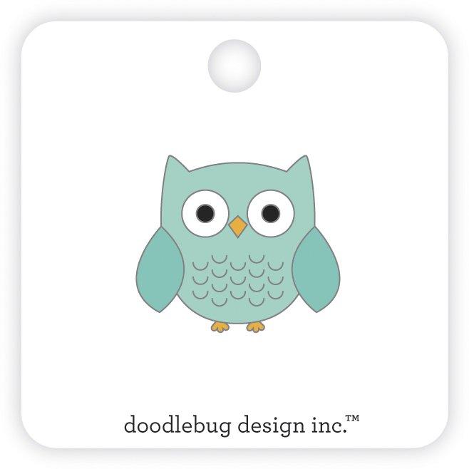Owlbert Collectible Enamel Pin