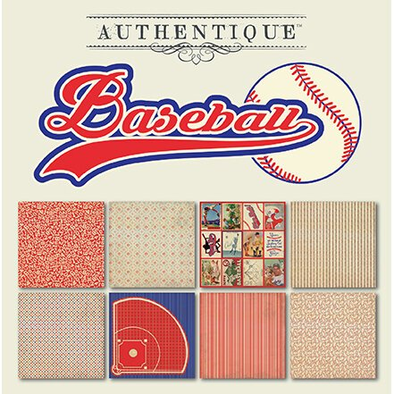 Baseball 6x6 pad