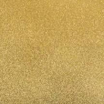 Gloss Glitter Paper - Bright Gold