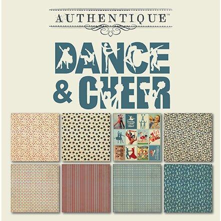 Dance & Cheer 6x6 pad