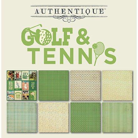 Golf & Tennis 6x6 pad
