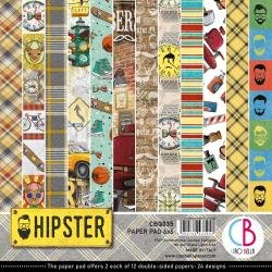 Ciao Bella Hipster 6X6 pad