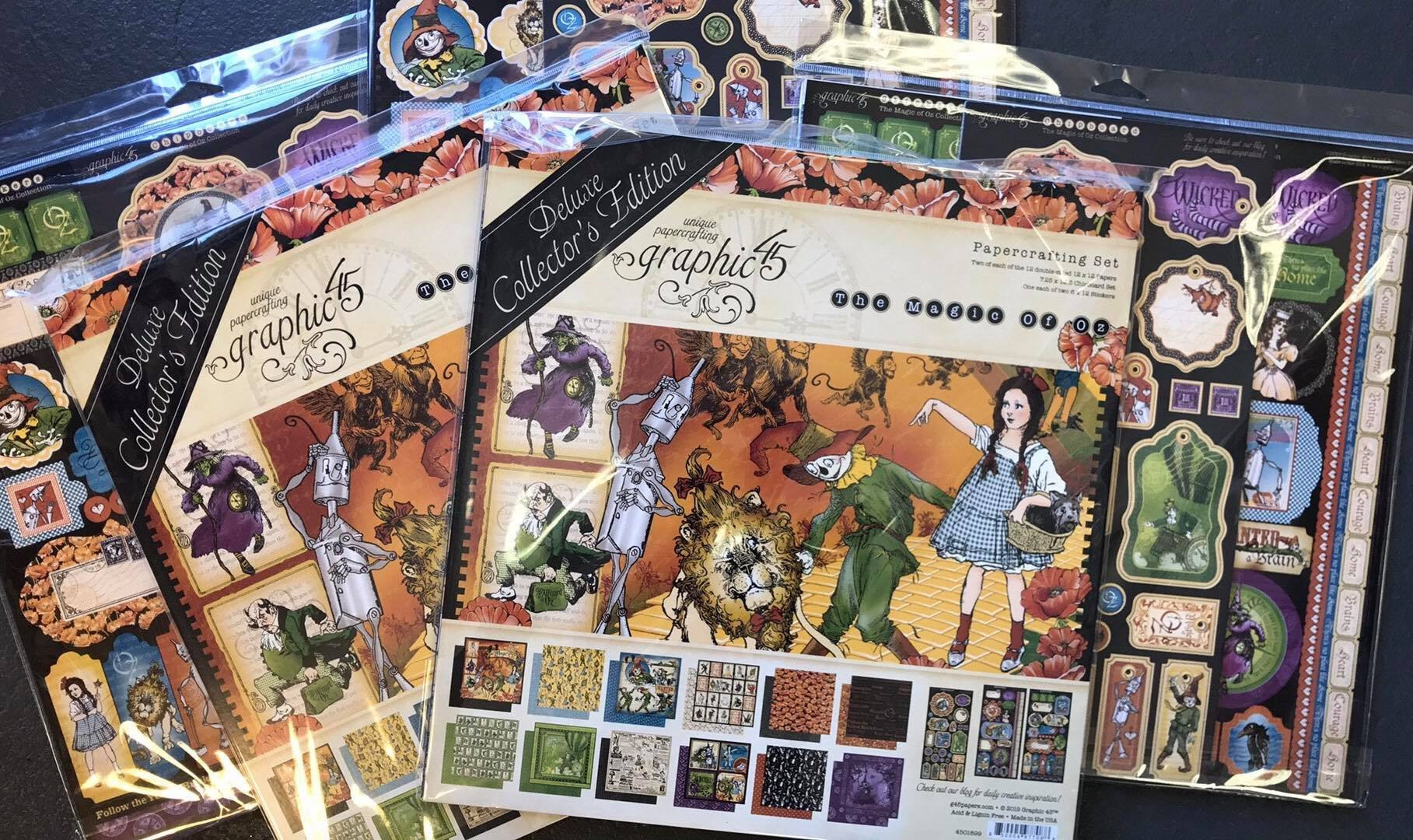 The Magic Of Oz Deluxe Collecto