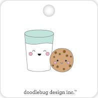 Milk & Cookies Enamel Pin