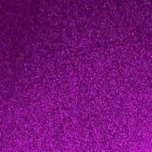 Gloss Glitter Paper - Purple