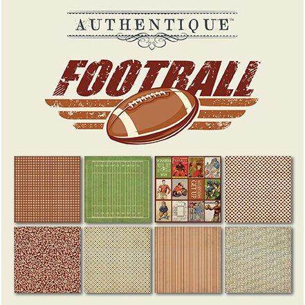 Football 6x6 pad